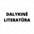 Dalykinė literatūra