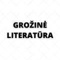 Grožinė literatūra
