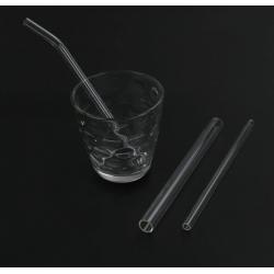 Stikliniai šiaudeliai