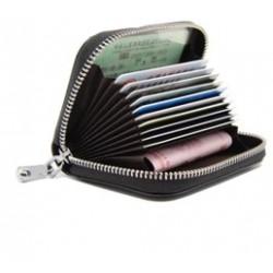 12 Kortelių piniginė su RFID apsauga