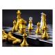 Magnetiniai šachmatai su žaidimo lenta